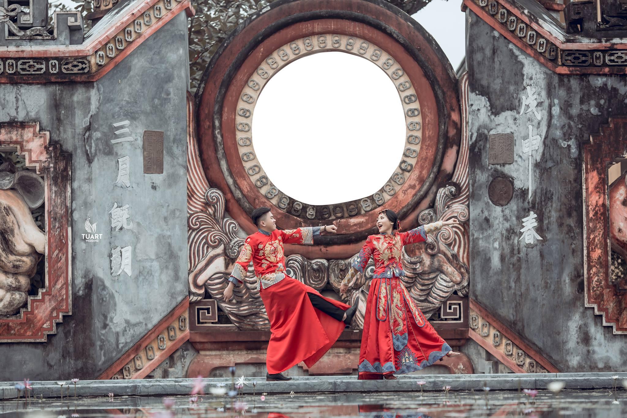 Album ảnh cưới đẹp Hội An